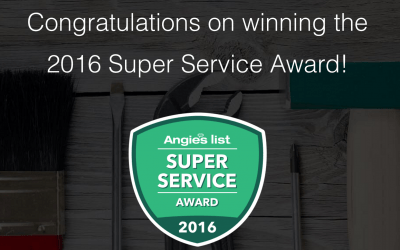 Jersey Steamer Cleaning Services Earns Esteemed Angie's List Super Service Award for the 5th Year in a Row