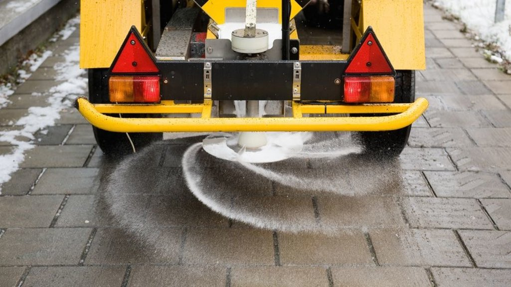The Dangers of Road Salt on Your Family and Floors.