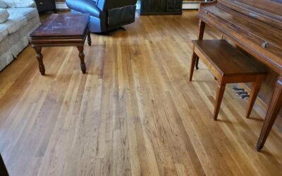 Revitalize your hardwood floors