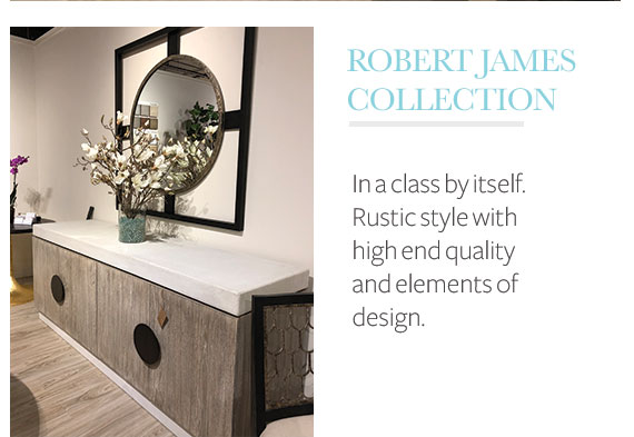 Robert James Collection High Point Highlight