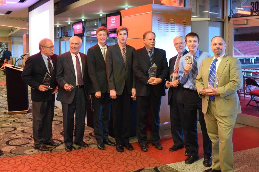 Legendary Leadership Award Winners 2016