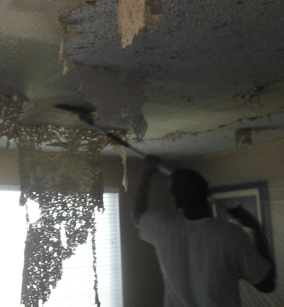 bros drywall popcorn ceiling removal (1)