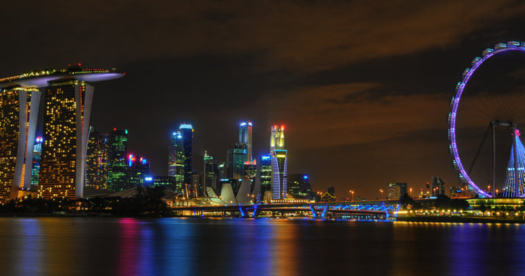 Back to my roots – Singapore