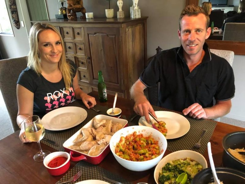 A Delicious Private Cooking Class  – Hainanese Chicken Rice