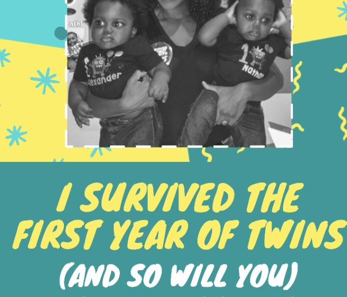 I Survived The First Year With Twins (And So Will You): 9 Things I Learned That I Wish I'd Known All Along