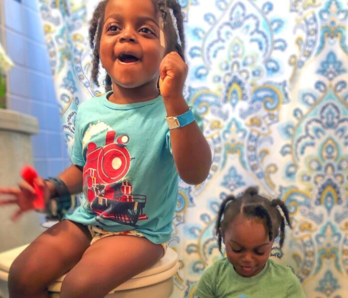 We Potty-Trained Twins! Our Most Crucial Potty-Training Tips