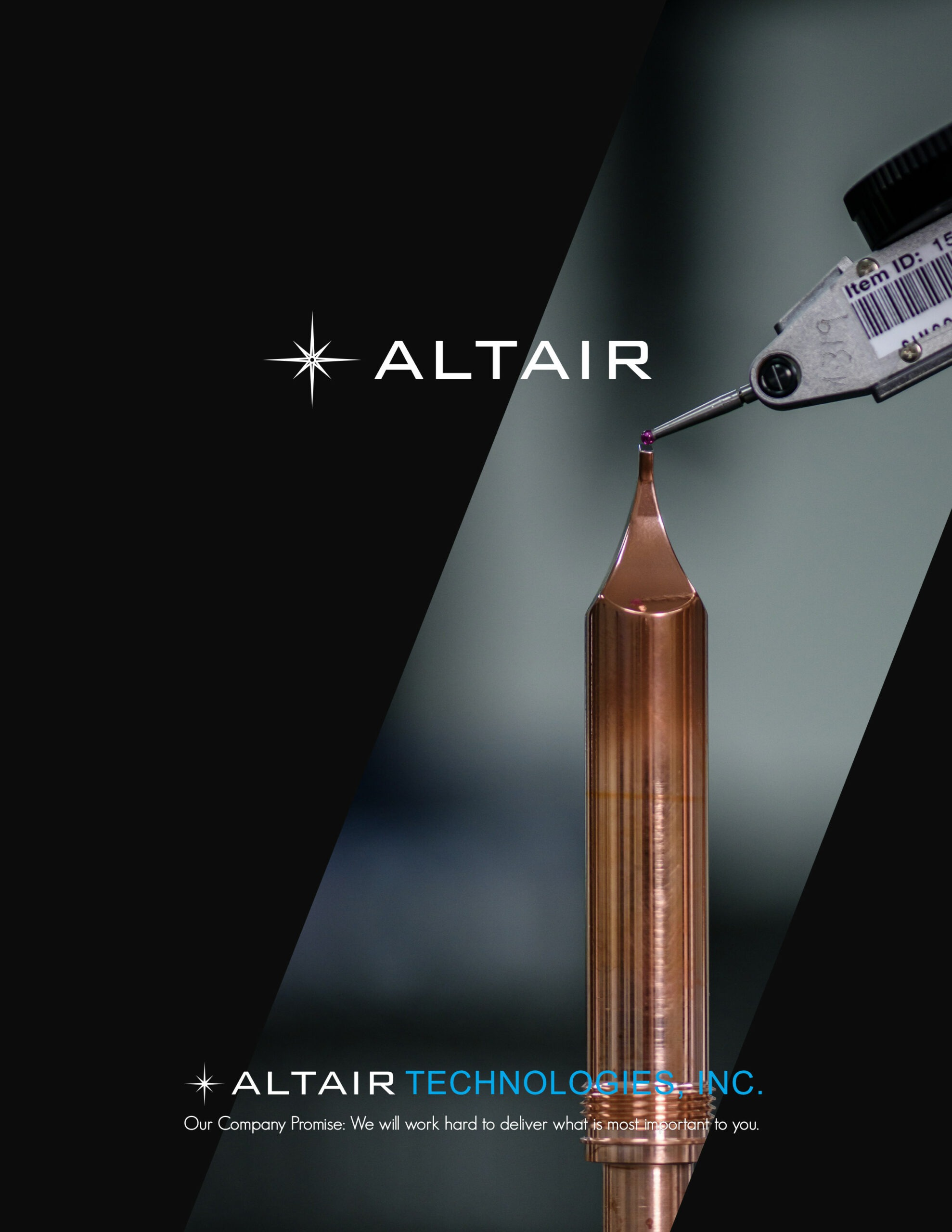 Altair Brazing Line Card