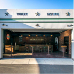 Tank Garage Winery Building