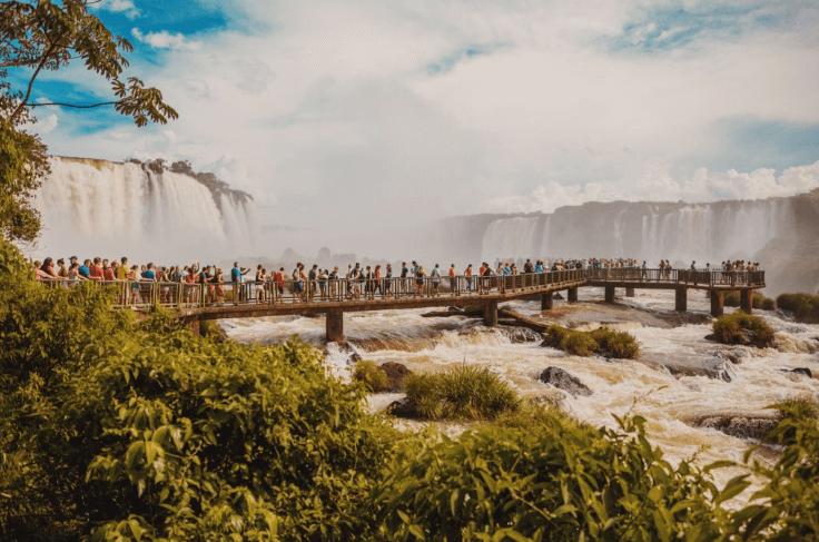 ¡Las Cataratas del Iguazú pueden ser visitadas todos los días del año!