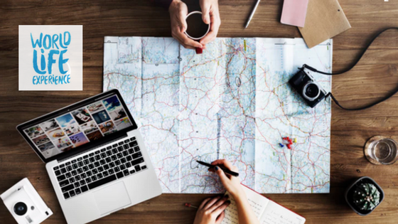 ¡Participa para viajar el mundo por un año con un salario de 1250 euros!