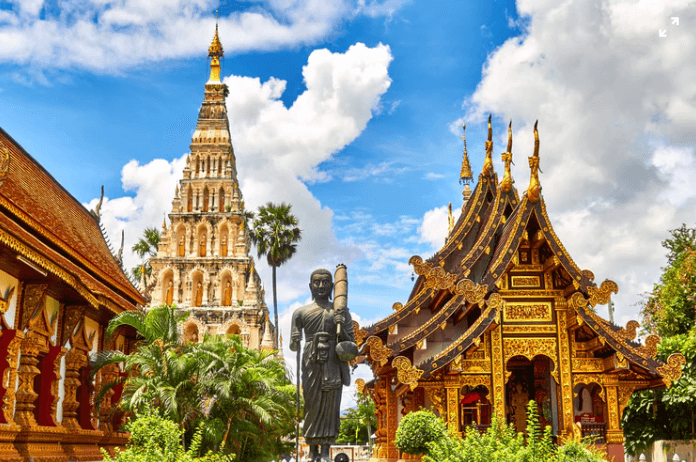 Oportunidad: Trabaja viajando por Tailandia y conduciendo un documental