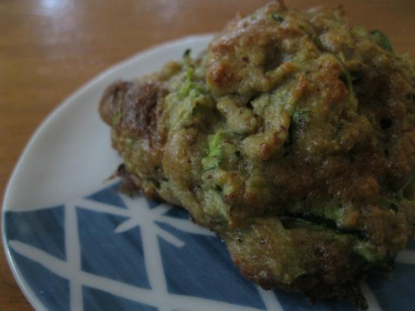 Zucchini Puffs: Recipe 8 of 12