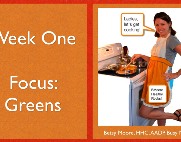 Protected: Mealtime Makeover Week One: Greens