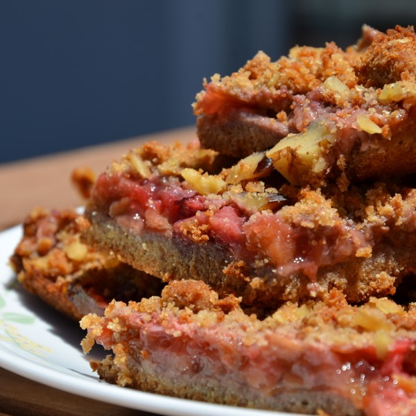 Top 5 reasons to add a little rhubarb to your life.
