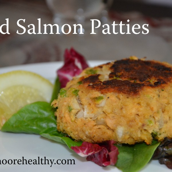 Girl Gone Wild. Wild Salmon Patties, that is.