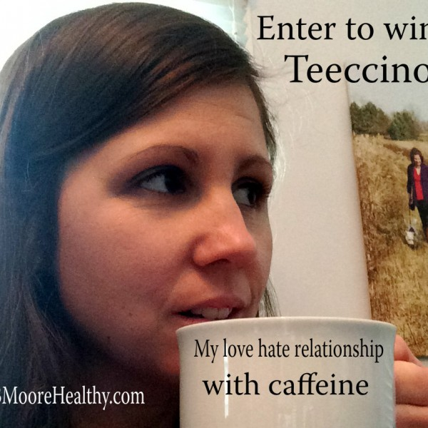 My love hate relationship with caffeine plus a Teeccino herbal coffee giveaway