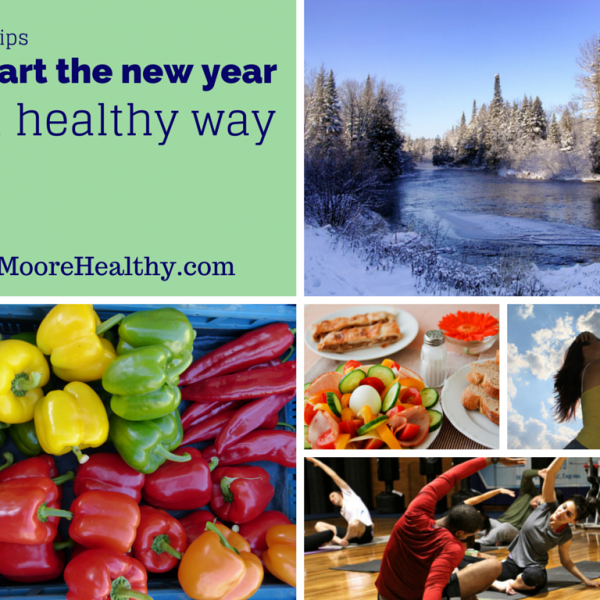 10 tips to start the new year in a healthy way.