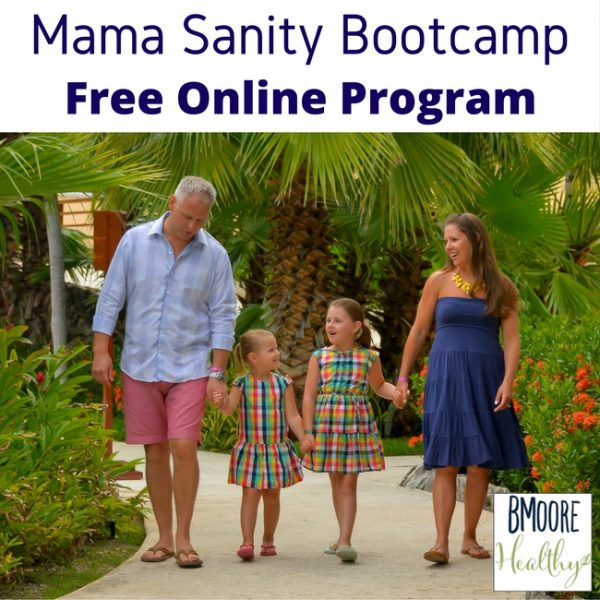 Mama Sanity Bootcamp Free Online Program