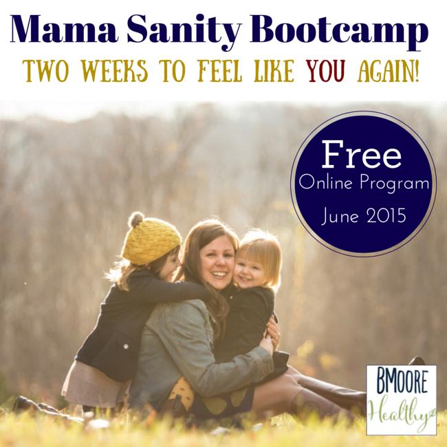 Mama Sanity Bootcamp