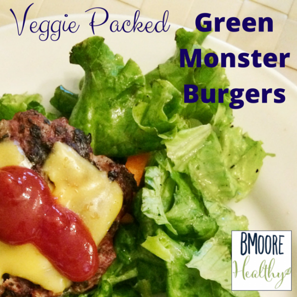 Green Monster Burgers