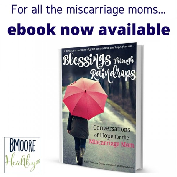 For all the miscarriage moms