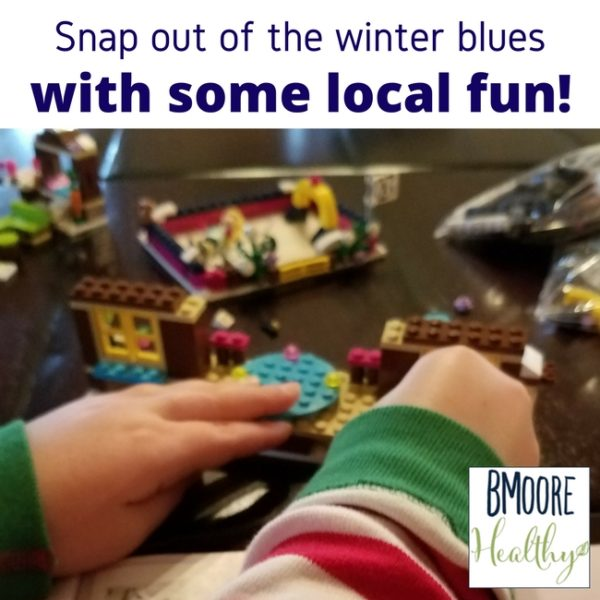 Snap out of the winter blues with some local fun!