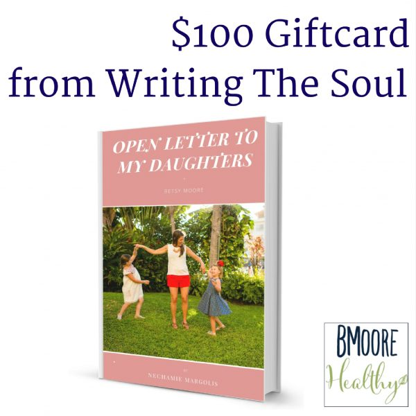 Giveaway from Writing the Soul