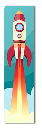 rocket up