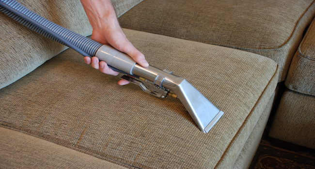 Upholstery Cleaning of Sofa Cushion   Floor Cleaning Services