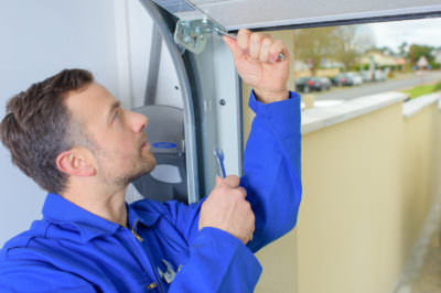 commercial garage door repair