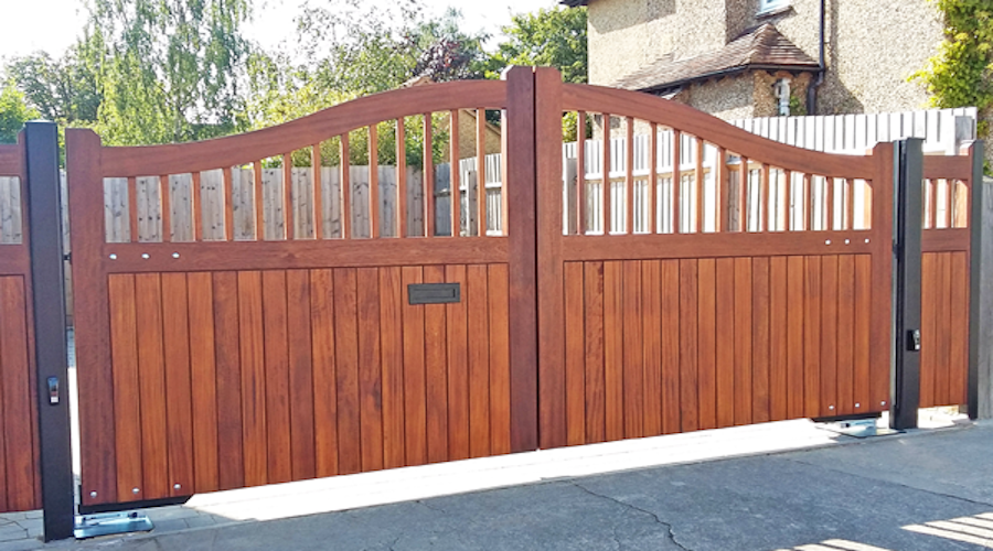 Wooden Gate repair