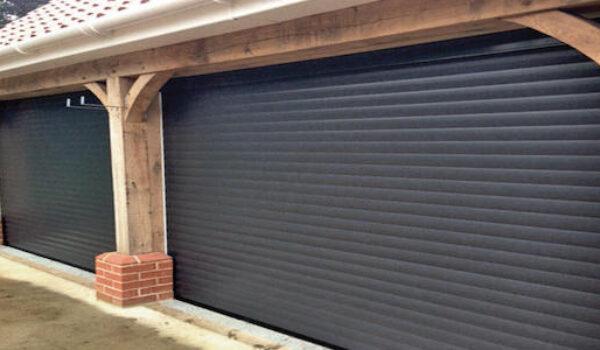 roller shutter garage door installation