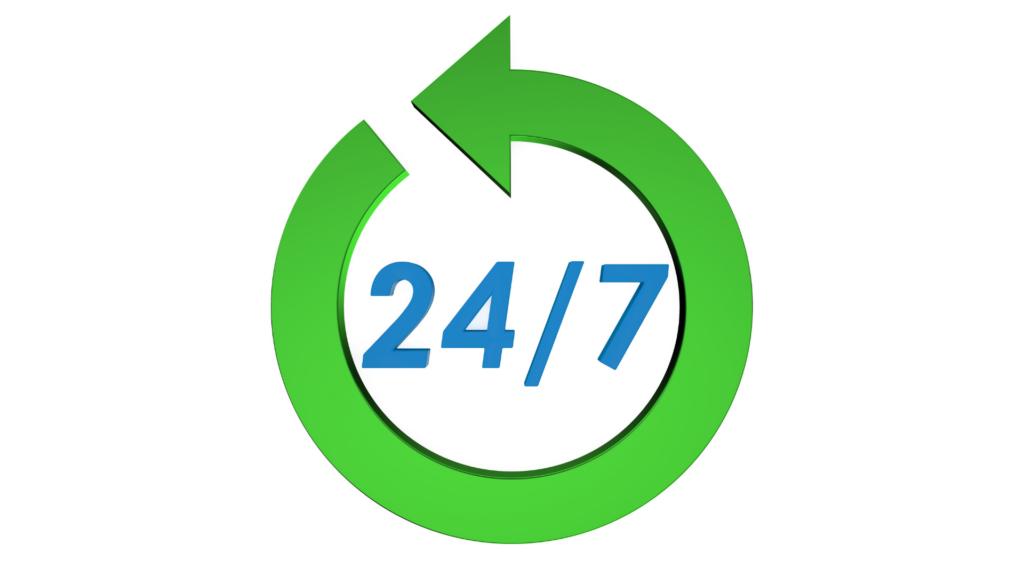 24-hour garage door repair experts