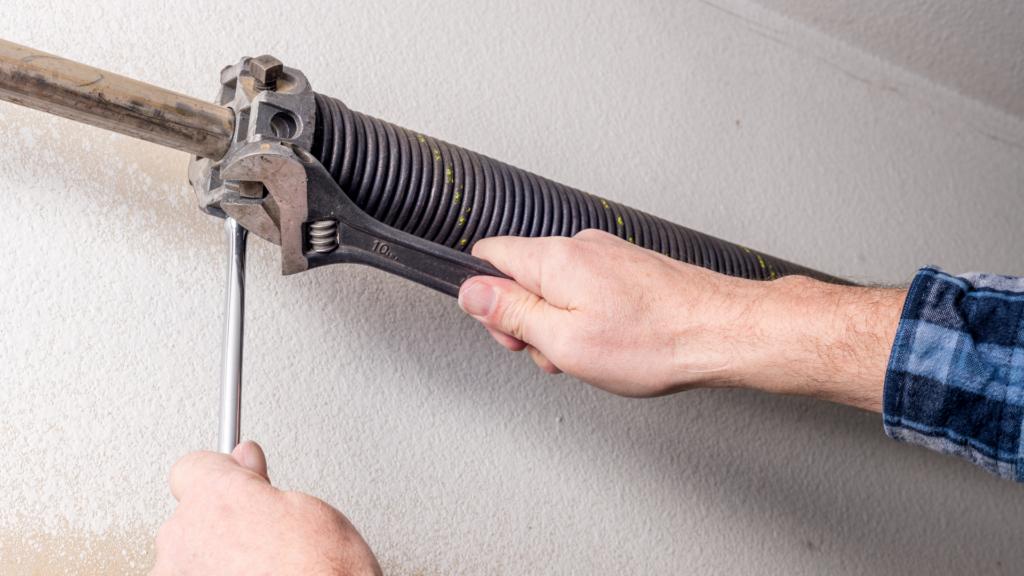 garage door repair springs