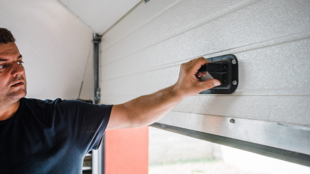 next-day garage door service
