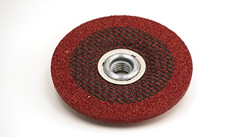 "Pearl Abrasive DCRED45H 4-1/2"" x 1/4"" x 5/8""-11 Depressed Center Grinding"