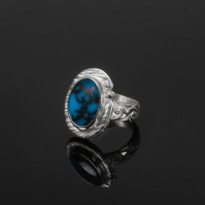 desert web turquoise ring 2