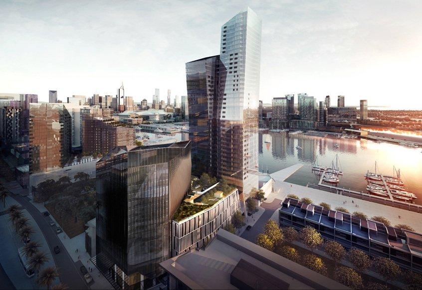 Hiap Hoe: Marina Tower Updates