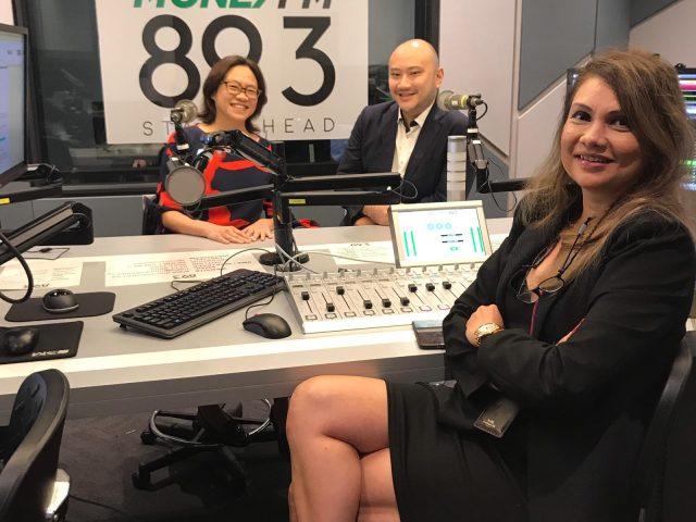 MoneyFM 89.3 Interview