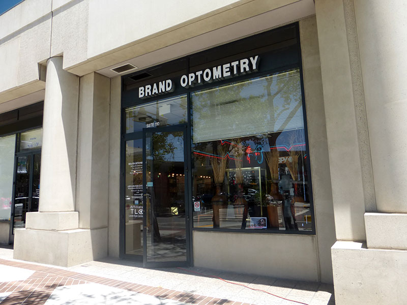 Brand Optometry