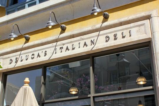 Deluca's Italian Deli