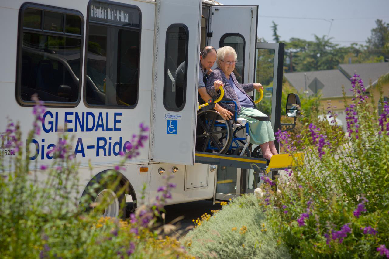Glendale Dial-A-Ride