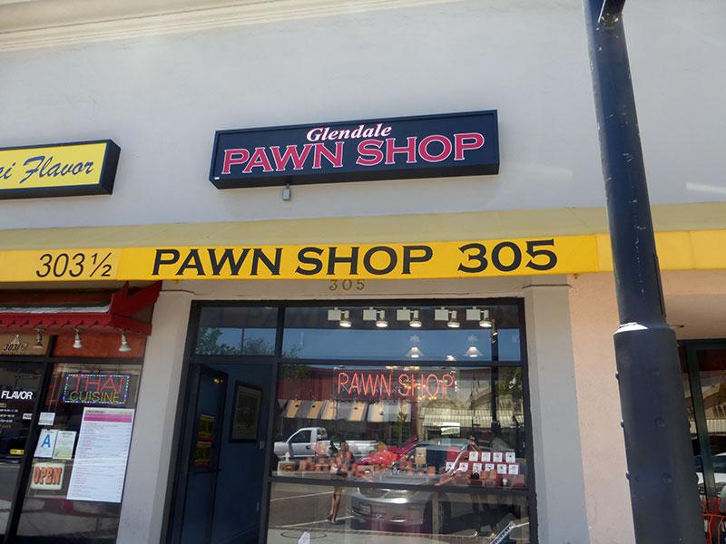 Glendale Pawn Shop