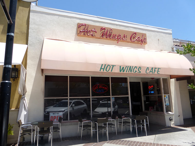 Hot Wings Cafe