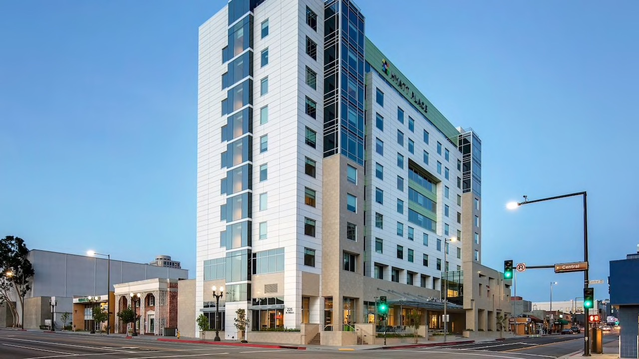 Hyatt-Place-Glendale-Los-Angeles-Hotel