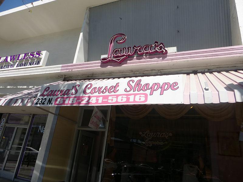 Laura's Corset Shoppe