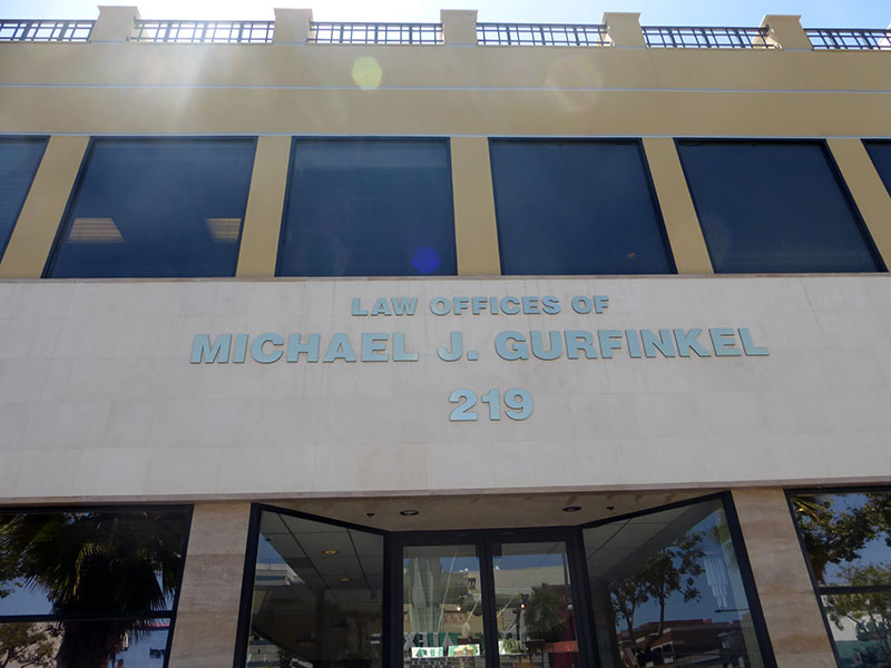Law Offices of Michael J. Gurfinkel Inc.