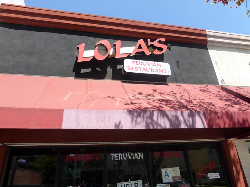 Lola's Restaurant