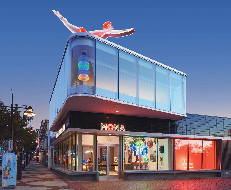 Museum Of Neon Art (MONA)