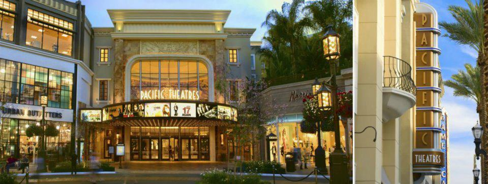 Pacific Theatres at The Americana